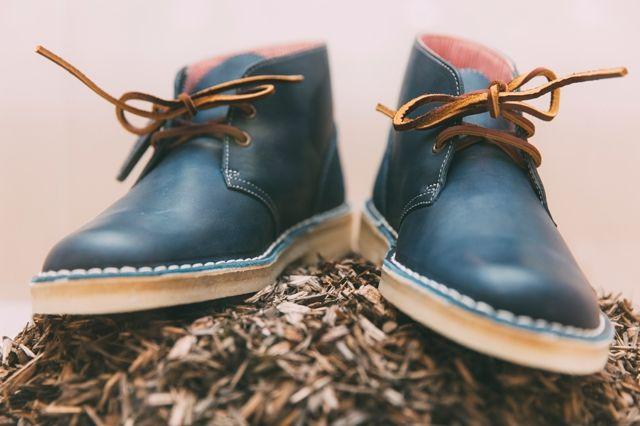 Herschel Clarks Desert Boot 15