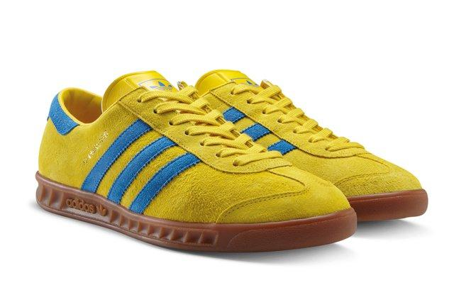 adidas Originals Hamburg 2014 Retro - Sneaker Freaker