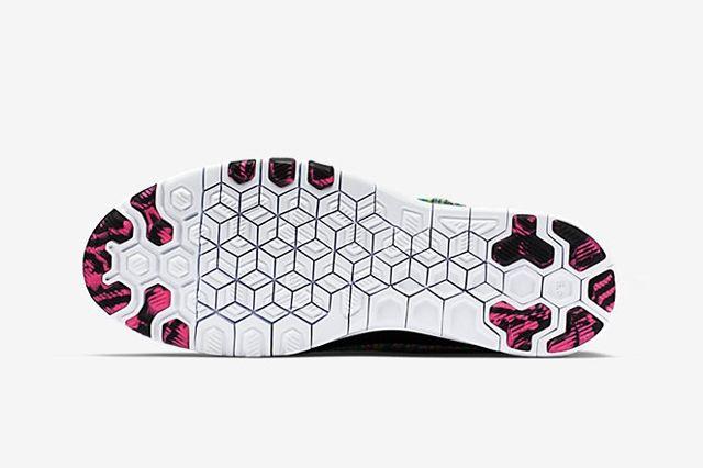 Nike Free Flyknit Multi 6