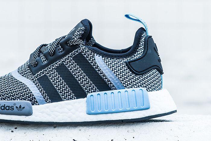 Adidas Nmd R1 Light Blue 2