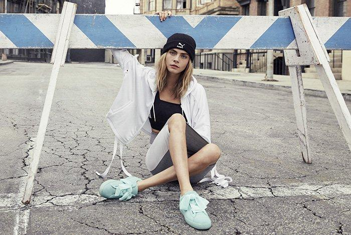 Puma And Cara Delevingne Introduce Do You Campaign 11