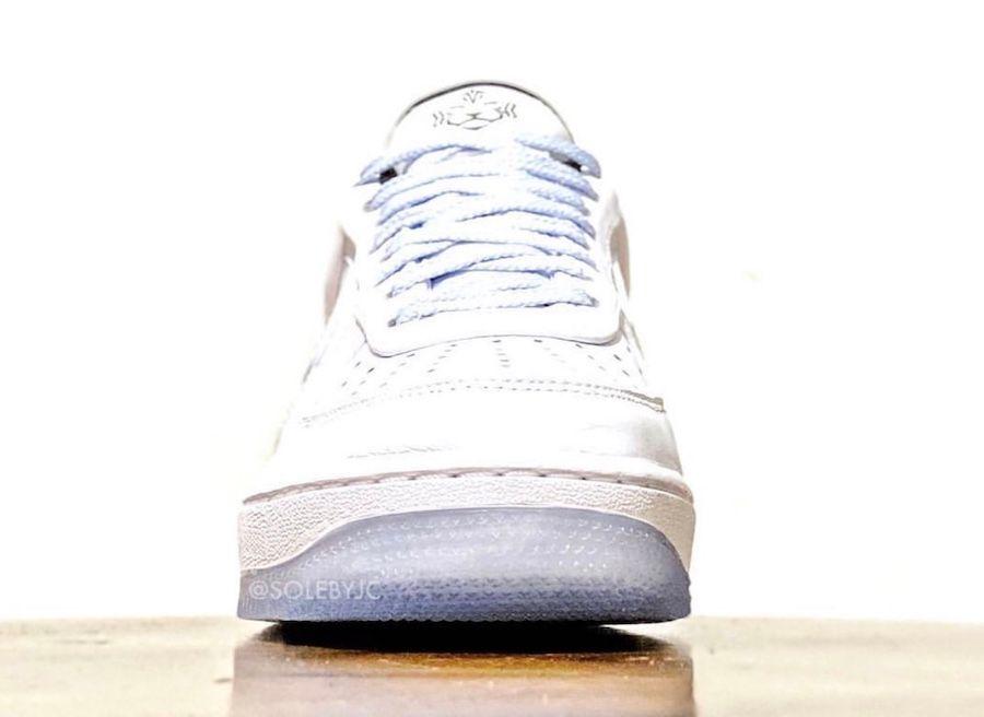 Nike Air Force 1 Korea Toe