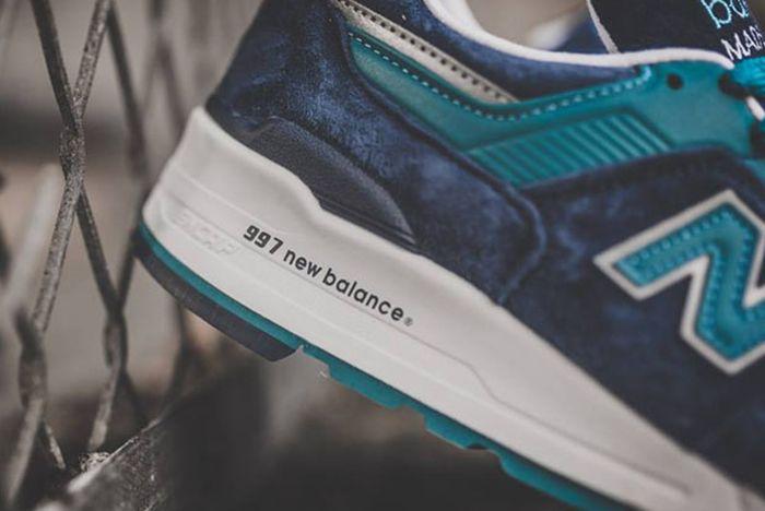 New Balance 997 Blue 2