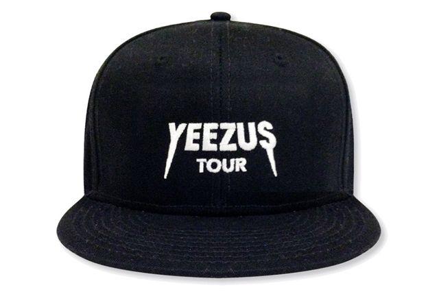 Yeezus Tour Merchandise 3