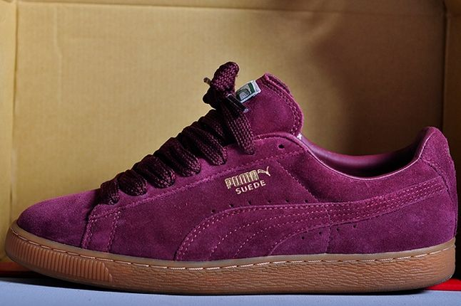 10 Perfect Purple Sneakers Puma Suede 1
