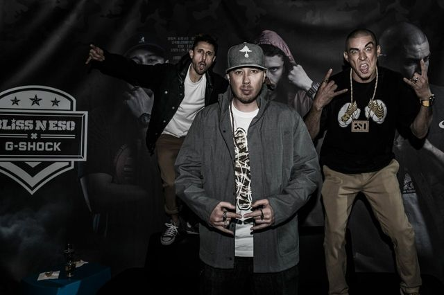 G Shock Launch Bliss N Eso Colab 7
