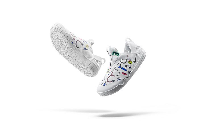 Nike Air Zoom Pulse Doernbecher White