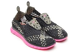 Nike Free Woven Atmos Exclusive Animal Camo Pack 4
