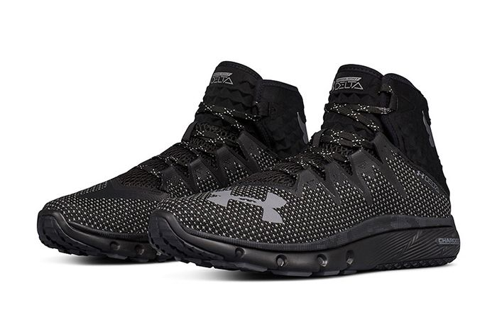 Under Armour The Rock Delta Release 4