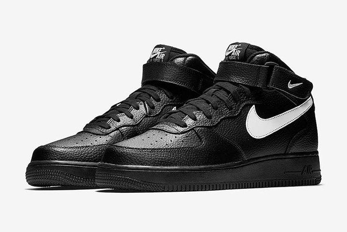 Nike Air Force 1 Mid Reflective Swoosh Pack 13