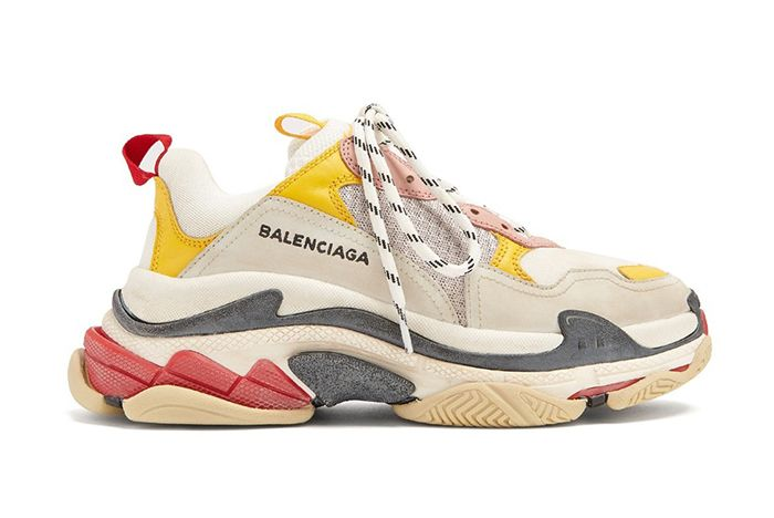 Balenciaga Triple S New Colourway 1