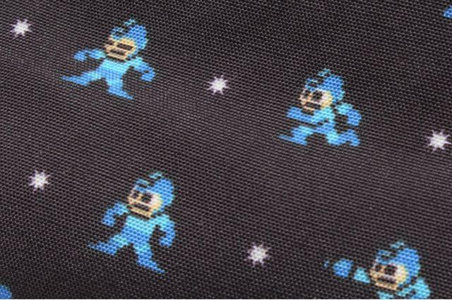 Mega Man X Ubiq 2015 High Top Sneakers 5