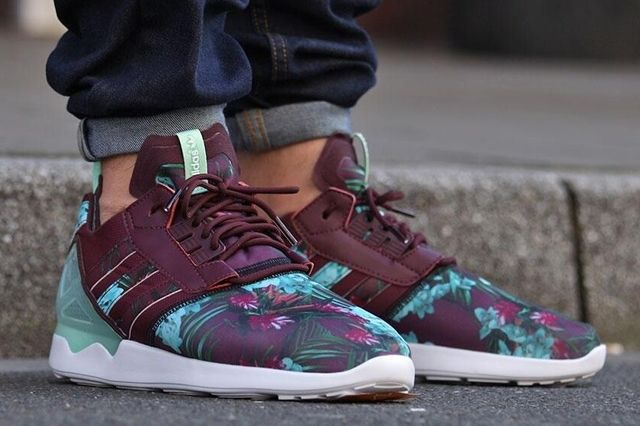 Adidas Zx 8000 Boost Dark Rust 5
