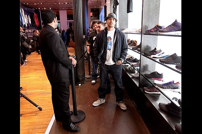 Uestlove Nike Dunk High Mercer Street Launch 11 1