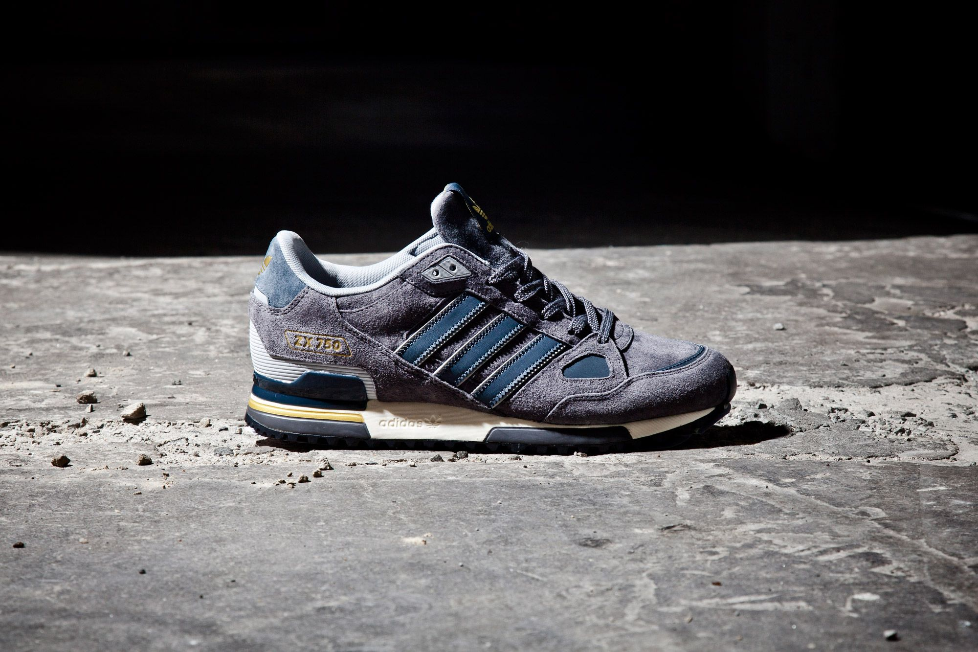 Adidas Fl Zx750 Grey Flash