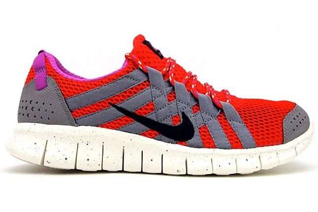 Nike Free Powerlines Red 2 1