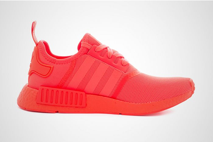 Adidas Nmd R1 Color Boost – Solar Red10