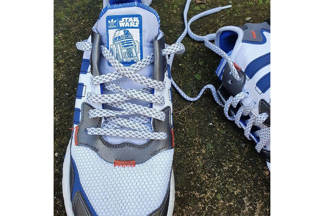 Star Wars Adidas Nite Jogger R2 D2 Release Date 7