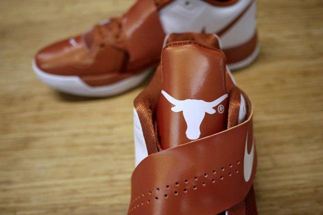 Nike Zoom Kd 4 Texas Longhorns 02 1