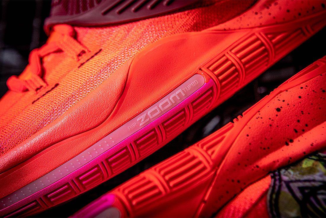 Nike Kyrie 6 Berlin Sole Heel