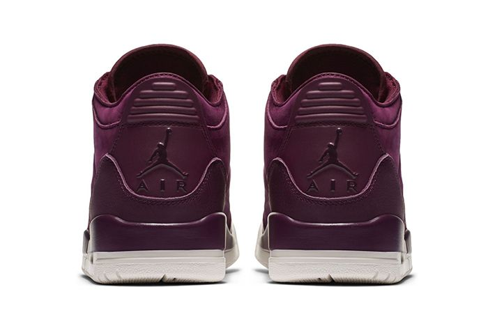 Air Jordan 3 Wmns Bordeaux Official 3