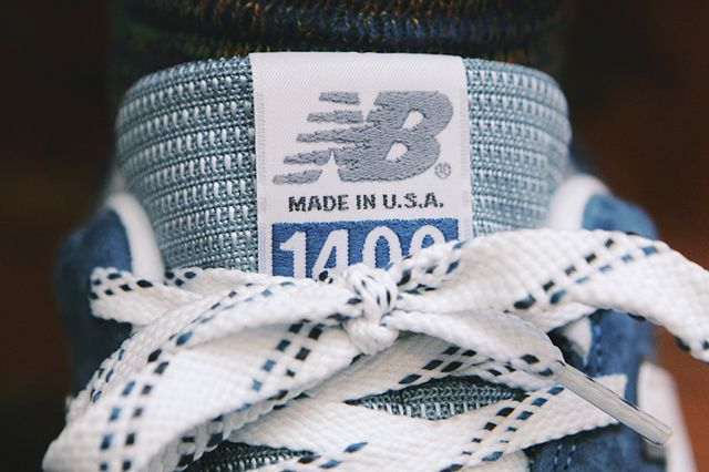 New Balance Ss15 Made In The U S A  M1400 Ch 9