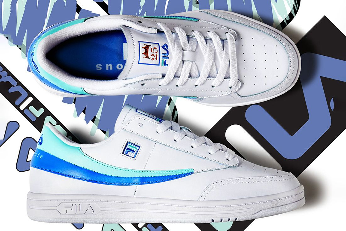 Biggie x FILA Tennis 88