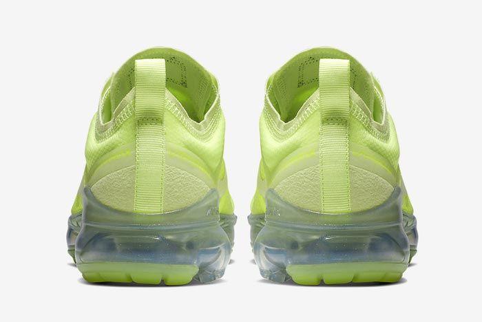 Nike Air Vapormax 2019 Volt 5
