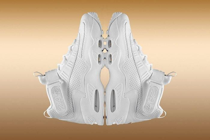 Nike Air Griffey Max Inductkid White 1