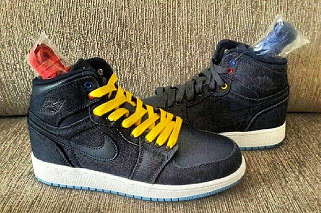 Air Jordan 1 Denim Feature