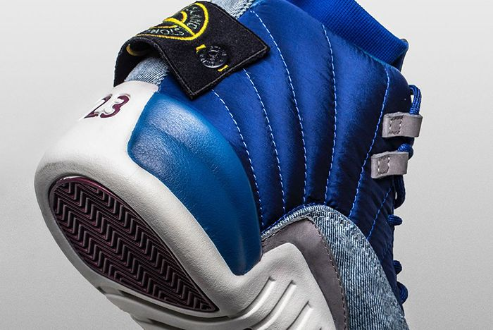 Stone Island Air Jordan 12 Drake Custom Buy 2