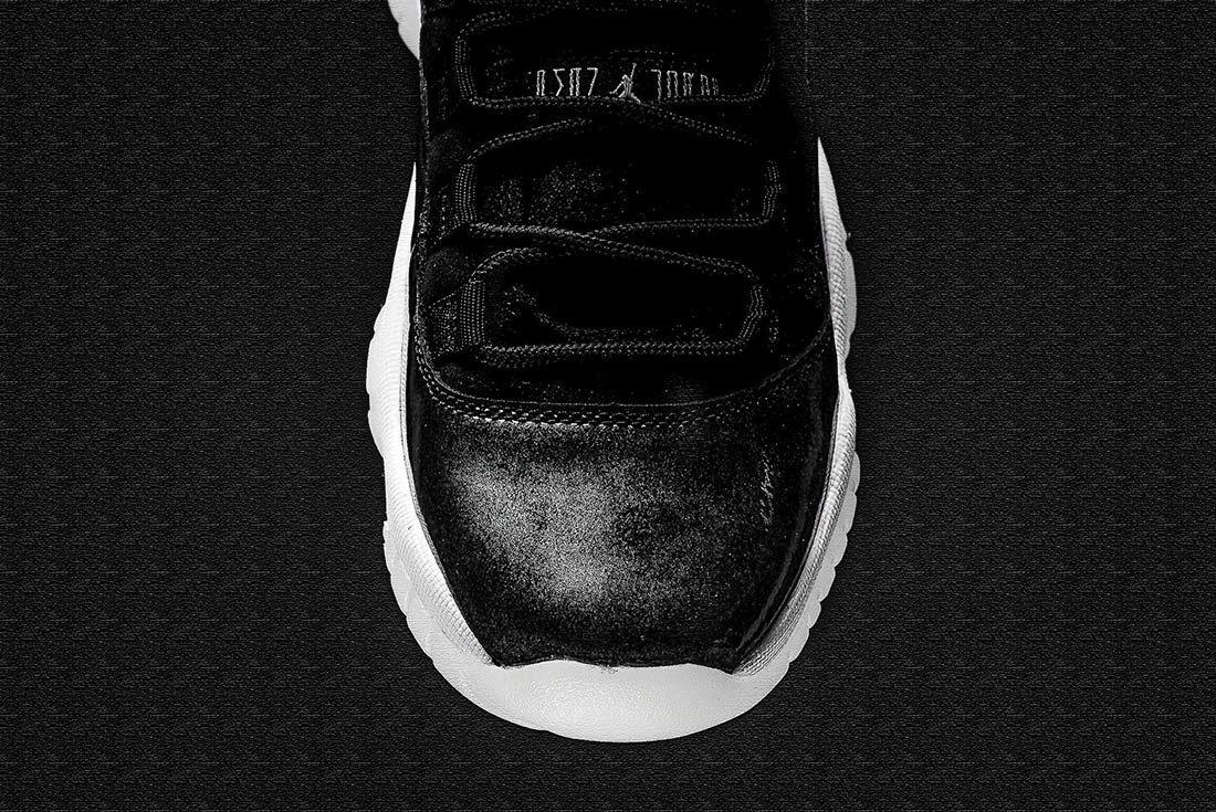 Air Jordan 11 Low Baron 6
