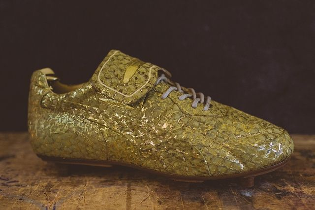 Puma King Alexander Mc Queen Fish Skin