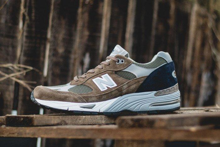 New Balance Made In England 991 Cmf 6