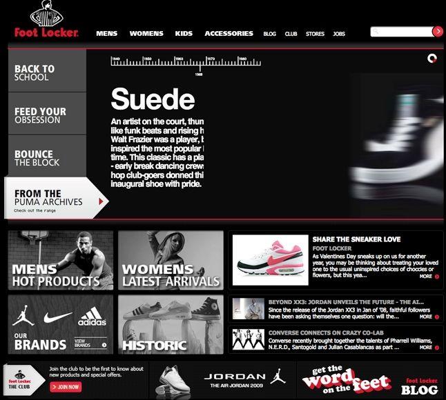 Foot Locker Aus Website Launch 1