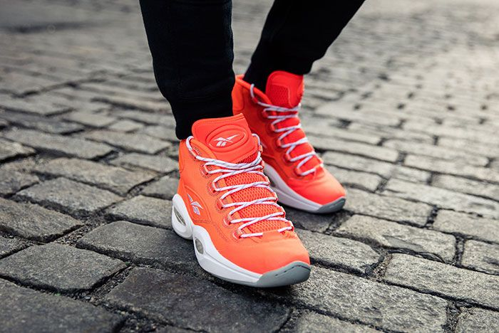 Reebok Question Mid Only The Strong Survive 7
