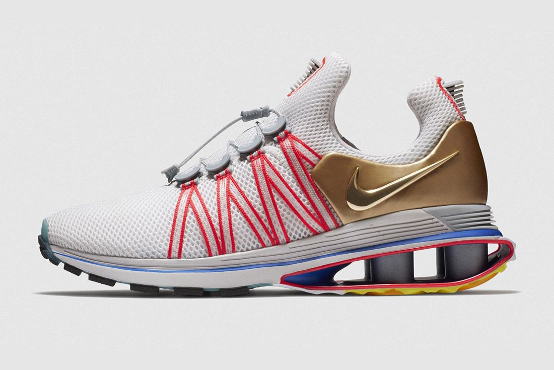 Nike Shox Gravity 5
