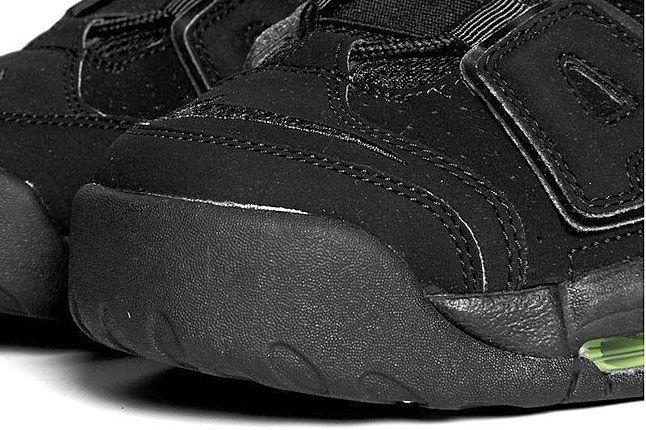 Nike More Uptempo Black 5 1