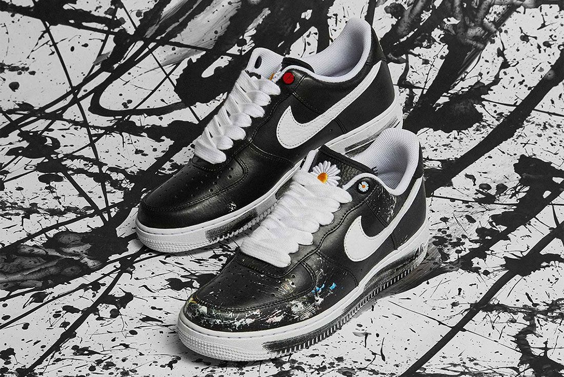 Peaceminusone Nike Air Force 1 Where To Buy