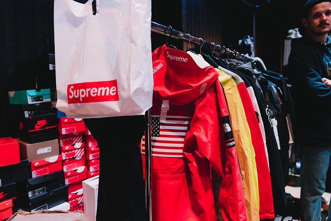 Sneakerness Even Recap Supreme Rack