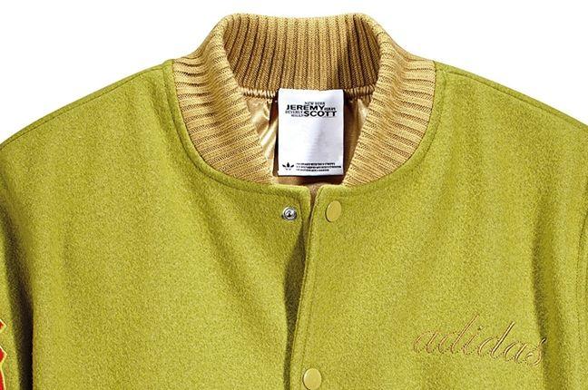 Adidas Jeremy Scott Varsity Jacket Globe 5 1
