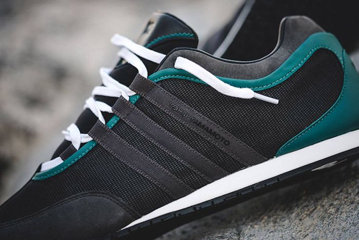 Adidas Y 3 Boxing Charcoal Teal 6