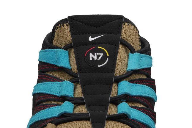 Nike Free Forward Moc N7 Tongue 1