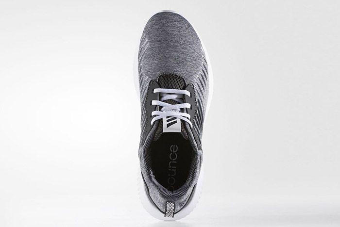Adidas Alphabounce Grey Heather 5