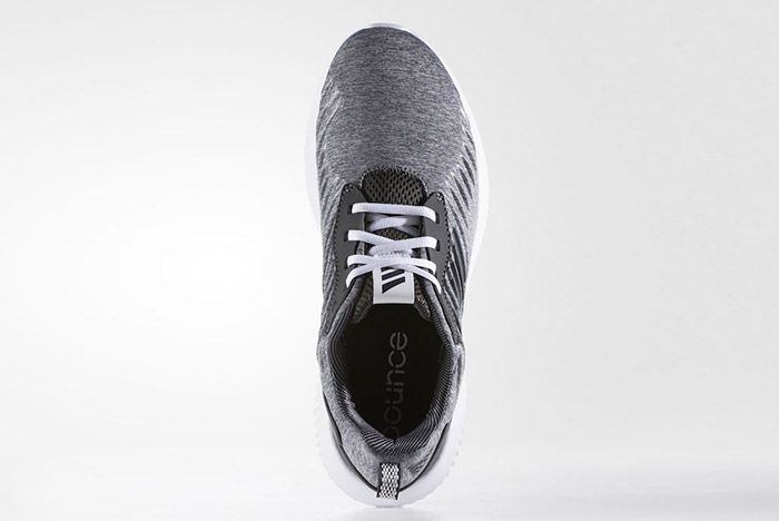 Adidas Alphabounce Grey Heather 5
