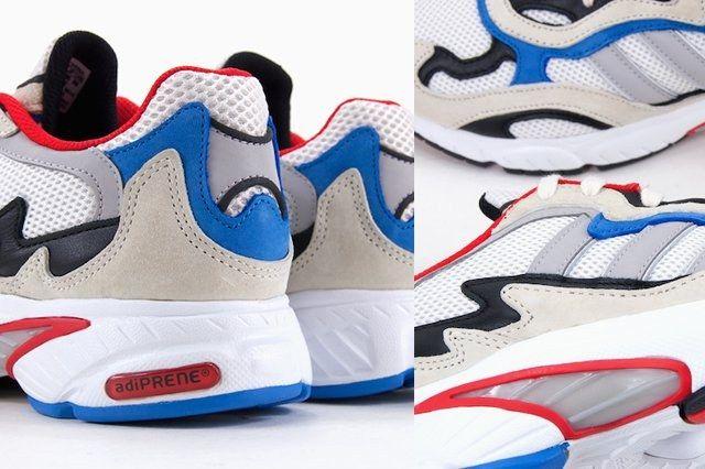 Adidas Originals Temper Run Red White Blue 1