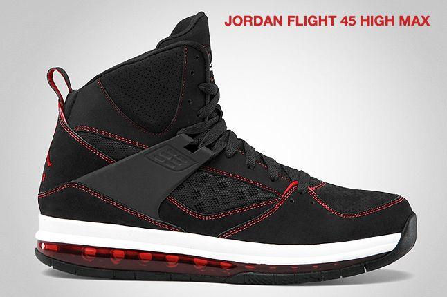 Jordan Brand July 2012 Preview Jordan Flight 45 High Max 1