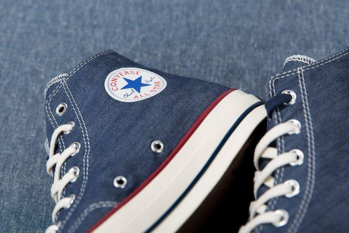 Converse Chuck Taylow All Star 70 High Insignia Blue 4