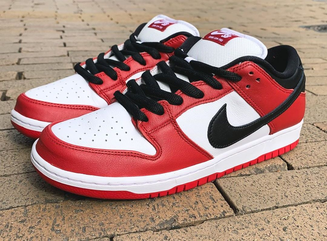 Nike Dunk Low Pro Chicago