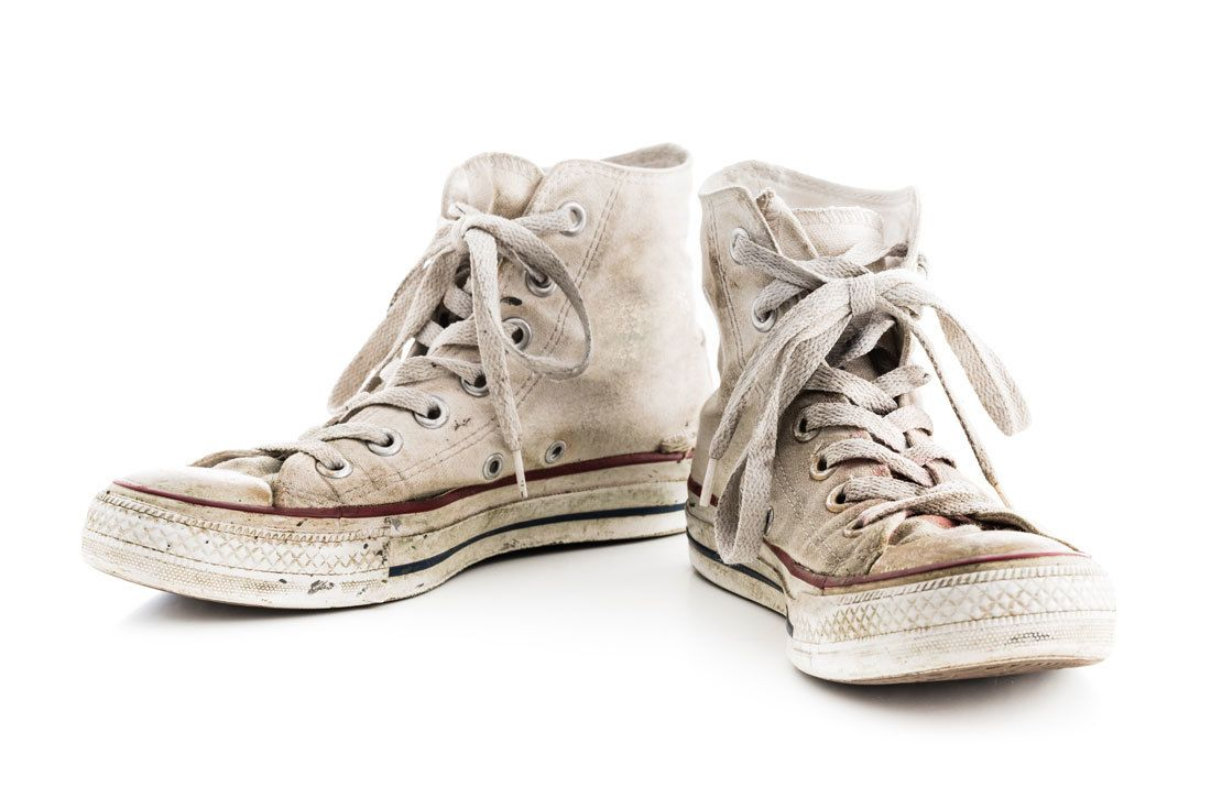 Dirty Converse All Star